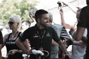 """Josu Larrazabal: """"No hemos alcanzado nuestras metas"""""""