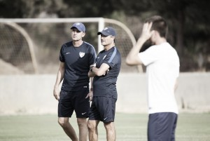 """Juande Ramos: """"Si hacemos bien las cosas le podemos ganar a cualquiera"""""""