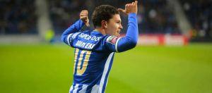 Quintero anotó y Porto ganó