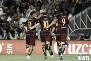 FC Barcelona 3-1 Atlético de Madrid: un partido inolvidable