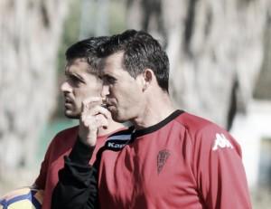 """Juan Merino: """"Sea el campo que sea, tenemos que competir"""""""