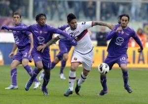 Fiorentina vs Genoa, así lo vivimos