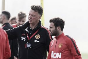 Juan Mata's right-sided position showing contrast in full-back quality, brilliant decision from Van Gaal