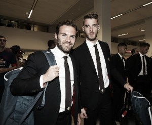 Manchester United confirm squad for tour of China