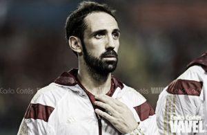 """Juanfran: """"La Selección seguirá dando alegrías a este país"""""""