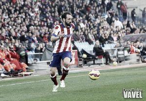 """Juanfran: """"Hemos aguantado como auténticos campeones"""""""