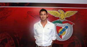 Juanjo ya ha sido presentado como nuevo jugador del Benfica