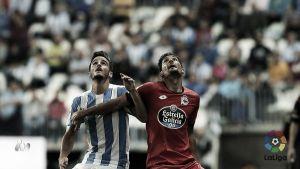 Las claves del Málaga CF - Deportivo de La Coruña