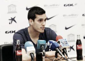 "Juanmi: ""La meta llegará con el transcurso de la Liga"""
