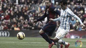 Juanmi logró el mejor gol de la temporada