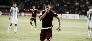 Juanpi da su primer zarpazo con Venezuela y Mikel también brilla
