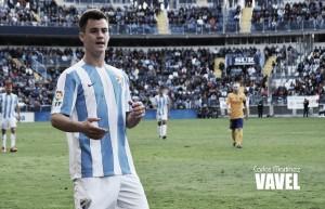 """Juanpi: """"Lo importante es seguir sumando puntos y más en casa ante nuestra afición"""""""