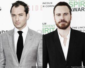 Jude Law reemplaza a Michael Fassbender en 'Genius'