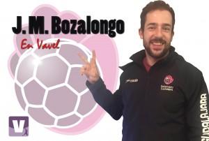 """Entrevista. Bozalongo: """"Llevo en una pista de balonmano desde que tengo uso de razón"""""""
