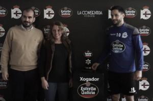 Florin Andone, Jugador Estrella Galicia del mes de enero
