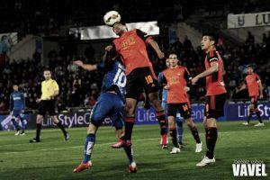 Getafe - Real Sociedad: Puntuaciones Real Sociedad, jornada 27