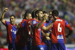 Levante - Sevilla: puntuaciones del Levante, jornada 3 de la Liga BBVA