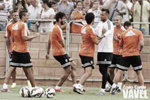 Todos a Sevilla, menos los descartes y Mustafi