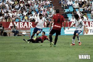 CA Osasuna - Real Zaragoza : puntuaciones del Real Zaragoza, jornada 23