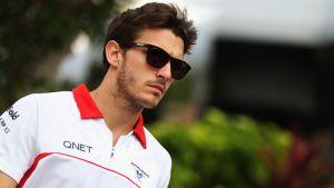"""Jules Bianchi: """"La temporada no está siendo fácil"""""""