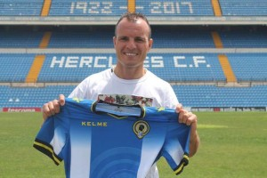 Juli firma con el Hércules por dos temporadas
