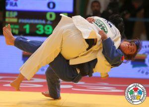 Arranca el mundial de judo en Kazajistán