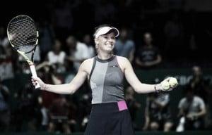 WTA Finals: Impressive Caroline Wozniacki slides past debutante Elina Svitolina