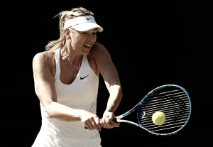 Maria Sharapova headlines entry list for Wimbledon's ladies qualification draw