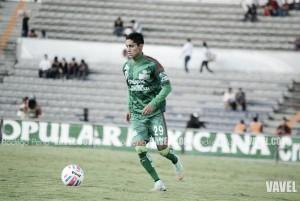 """Julio Nava: """"Quiero decirles a los aficionados que confíen en el equipo"""""""