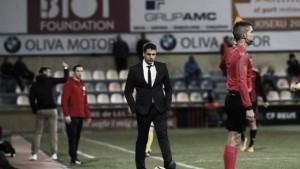 """Julio Velázquez: """"A priori, el encuentro ante el Lugo será muy igualado y se decidirá por detalles mínimos"""""""