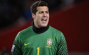 Julio Cesar on the brink of Napoli move