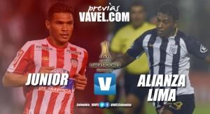 Previa Junior vs Alianza Lima: a las carreras por un cupo en octavos de final