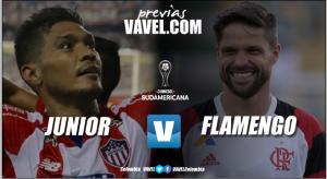 Junior - Flamengo: El tiburón quiere 'morder' su primera final continental