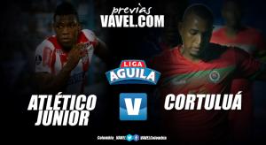 Junior - Cortuluá: Los coleros necesitan ganar