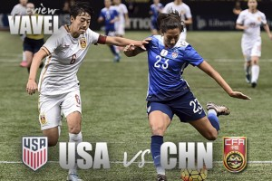 USWNT vs. China preview: US looking for revenge of 2015 loss