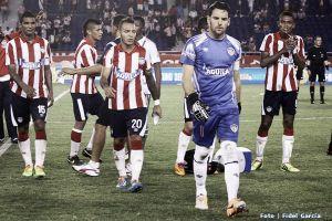Se le agotan las posibilidades al Junior de Barranquilla