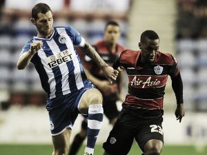 Wigan Athletic - QPR: Wembley on Latics' minds