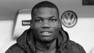 Almost in tears by a player only seen through word of mouth - Junior Malanda