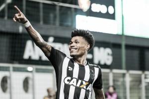 Autor do gol da vitória, Júnior Urso revela desejo de marcar mais gols pelo Atlético-MG