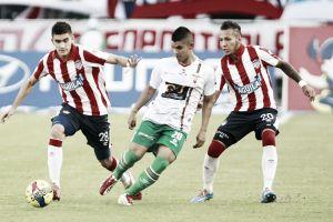 Junior vs Patriotas en vivo y en directo online en la Liga Águila 2015