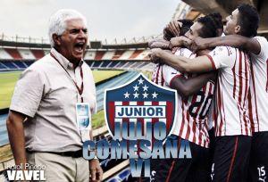Julio Comesaña VI: ¿El fin de una hermandad en Junior?
