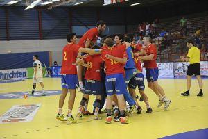 La selección española júnior se cuelga el bronce en el Europeo