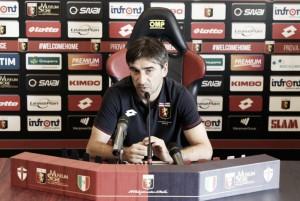 """Genoa, Juric: """"Il Crotone è squadra compatta, noi dobbiamo ritrovare identità"""""""