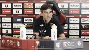 Genoa, Juric vuole invertire la rotta