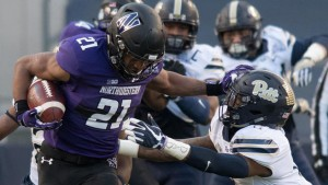 Northwestern defeat Pitt in 31-24 thriller to claim Pinstripe Bowl