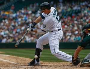 Toronto Blue Jays Claim Justin Smoak Off Waivers From Seattle Mariners