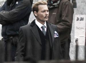 Primeras imágenes de 'Mordecai': la nueva metamorfosis de Johnny Depp