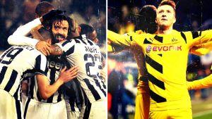 Juventus-Borussia Dortmund: per i bianconeri è l'occasione di confermarsi in Europa