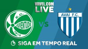 Juventude x Avaí ao vivo online na Copa do Brasil 2018 (0-2)