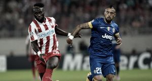 Resultado Juventus vs Olympiakos vivo online